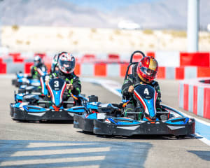 Pro Karting Las Vegas - 2 Races