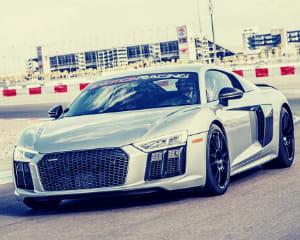 Audi R8 V10 Plus Drive - Las Vegas Motor Speedway