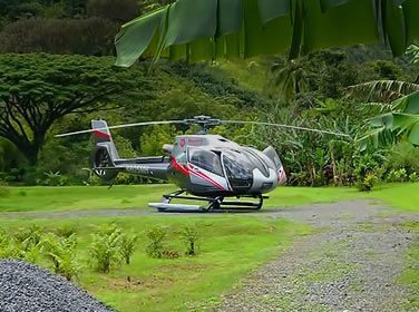 Helicopter Tour Maui Hana Rainforest