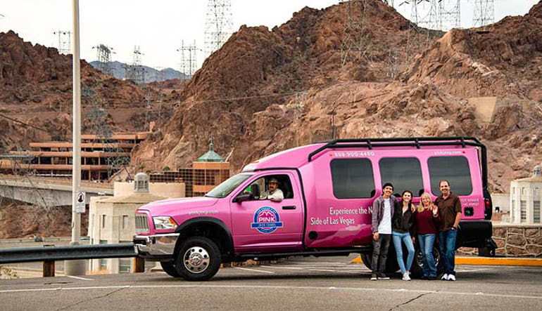 Jeep Tour of Hoover Dam - 4 Hours (Includes Vegas Hotel Shuttle)