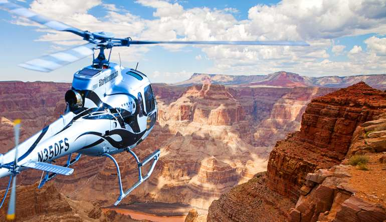 Grand Canyon Helicopter Tour Adventure
