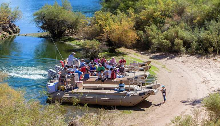 Grand Canyon Helicopter Tour and Rafting All Ages