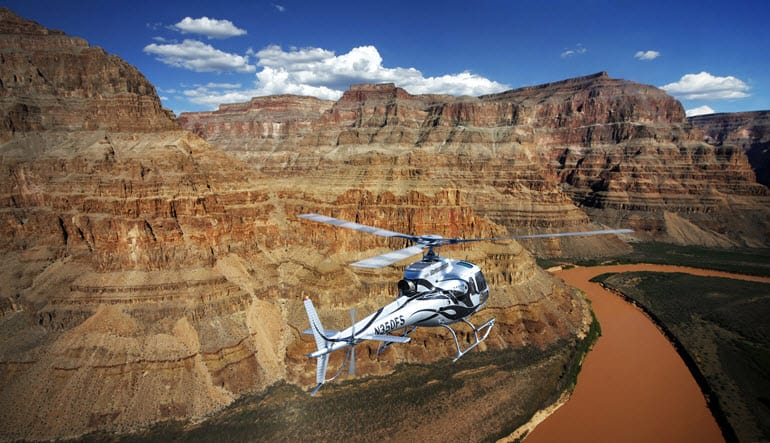 Helicopter Ride Grand Canyon Aircraft