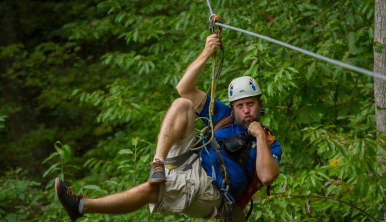Zipline Tour West Virginia, New River Gorge - 3 Hours