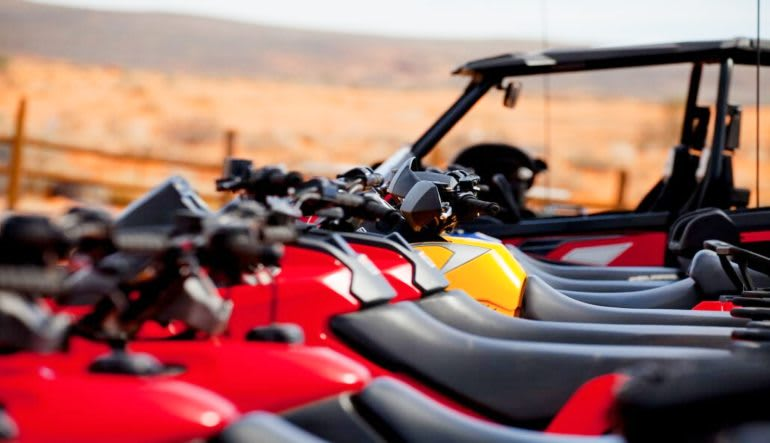 ATV and Jeep Adventure Tours Quads