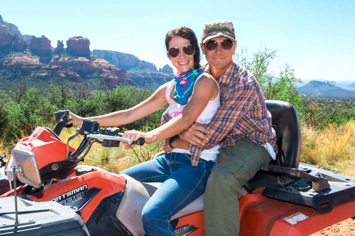 ATV Phoenix and Tuscon Guided Tour, Box Canyon - Single Rider, 3 Hours
