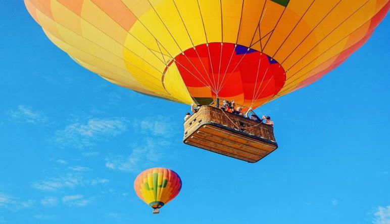 Hot Air Balloon Ride Phoenix, Sonoran Desert - 1 Hour Sunrise Flight