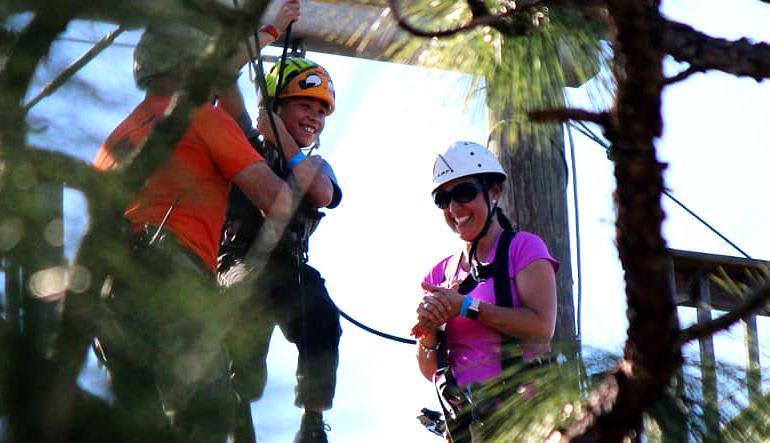 Ziplining Orlando, 7 Zip Adventure - 2 Hours 30 Minutes
