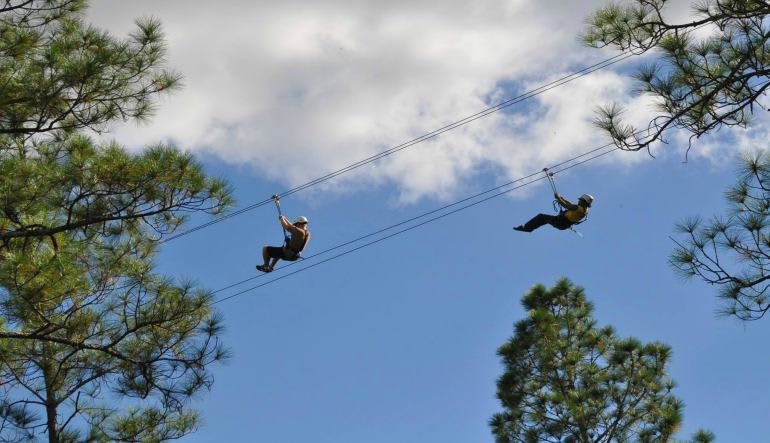 Ziplining Orlando, The Adventure Pack - 2 Hours 30 Minutes