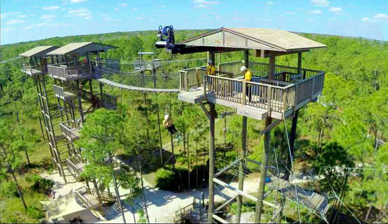 Zipline Orlando The Adventure Pack