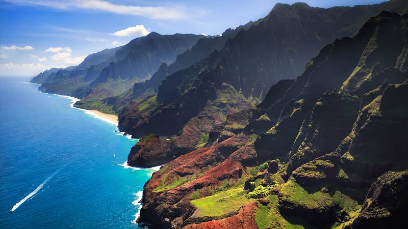 Kauai Helicopter Tours Coastal Views
