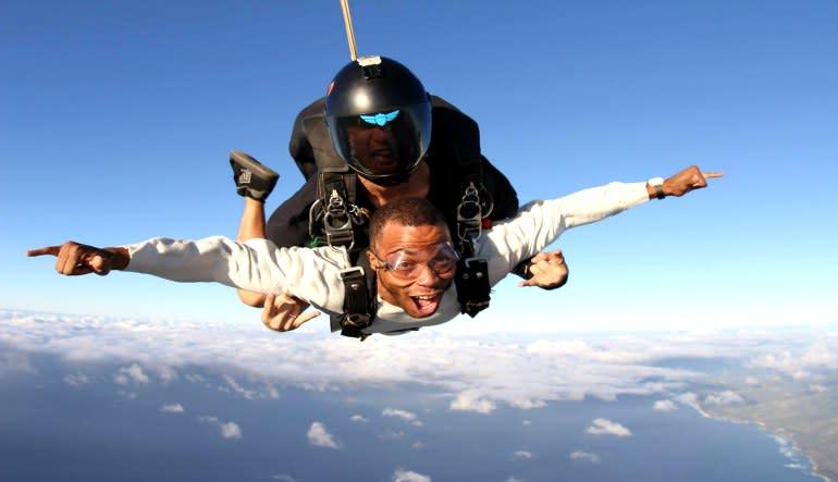 Oahu Skydiving Tandem