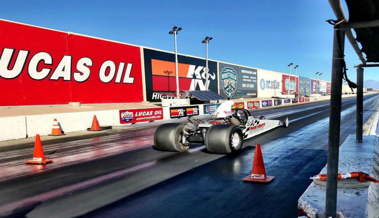 Dragster Racing Experience, Route 66 Motor Raceway Joliet - Chicago