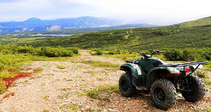 ATV Guided Tour Denali, Trailblazer Adventure - 3 Hours 30 Mins (Denali Shuttle Available!)