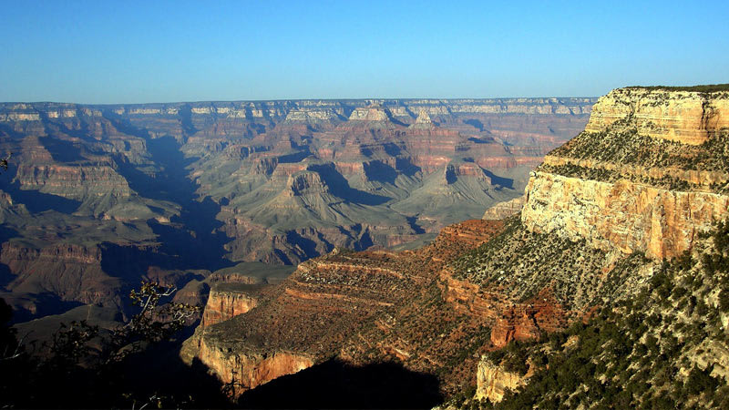 Grand Canyon Helicopter Tour Landscape