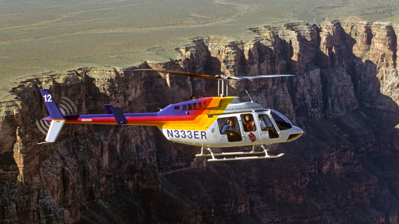 Grand Canyon Helicopter Tour Heli