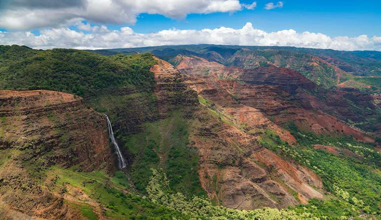 Helicopter Tour Kauai, Explorer Tour - 50 Minutes