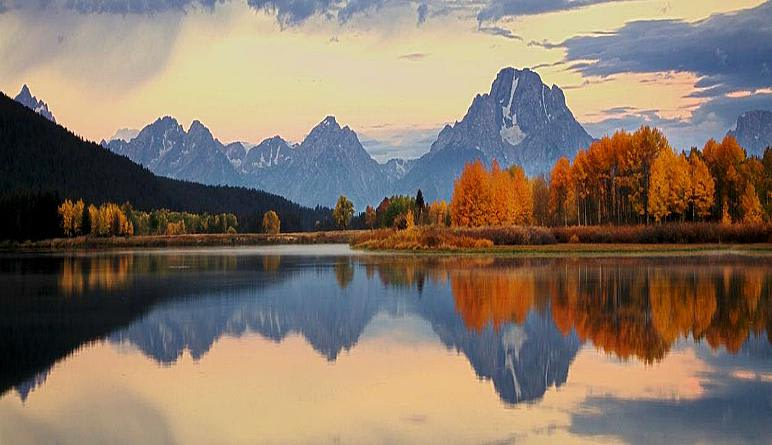 Jackson Hole Summer & Fall Wildlife Safari Landscape