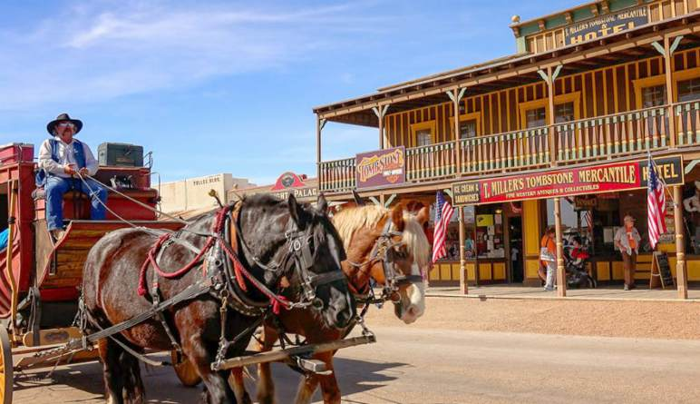 Eldorado Canyon Mine Coach Bus Tour from Las Vegas, Half Day Trip - Hotel Transportation Included