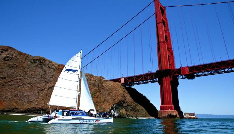 San Francisco Bay Sailing Excursion - 1.5 Hours