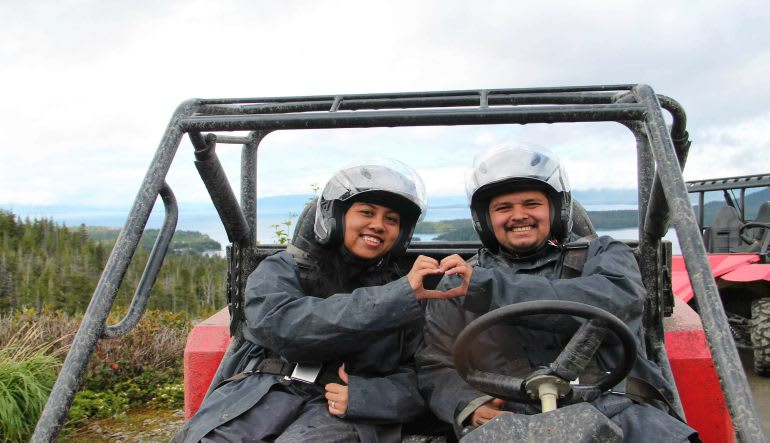 Ketchikan Adventure Kart Expedition - 10 Mile Tour