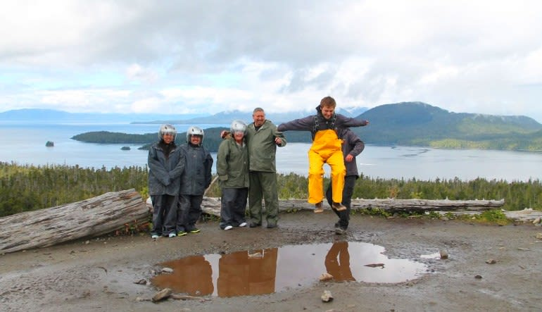 Ketchikan Adventure Kart Expedition - 10 Mile Tour