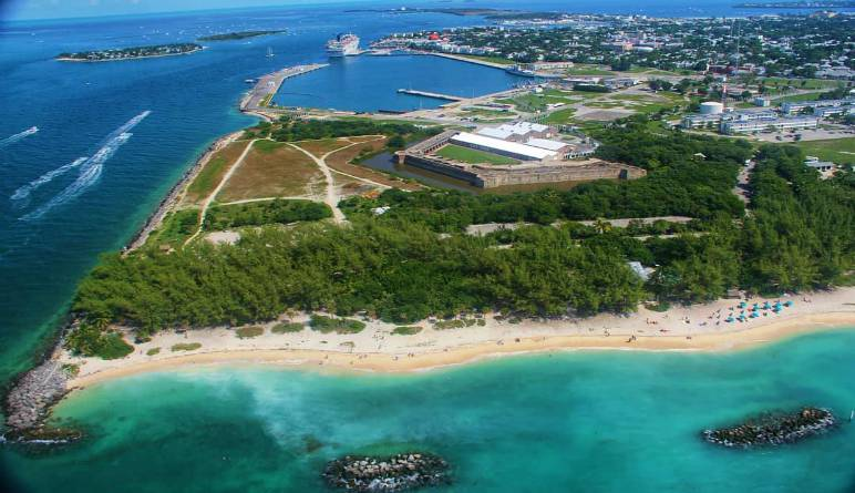 Helicopter Ride Key West Fort Zachary Taylor