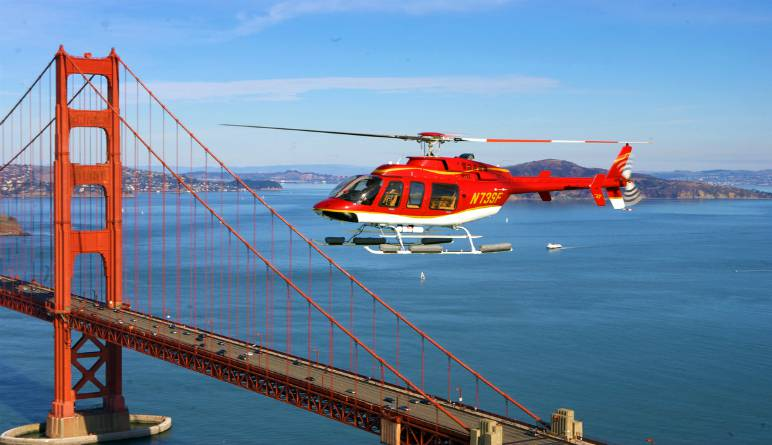 Helicopter Tour San Francisco - 15 to 20 Minutes