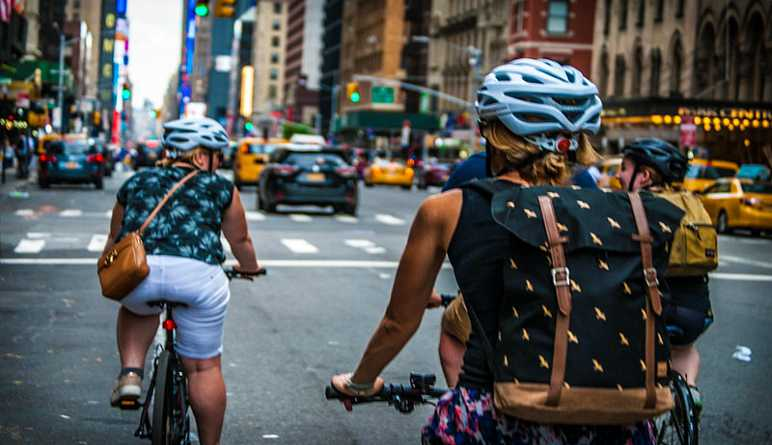 New York City Bike Tour, The Manhattan - 4 Hours