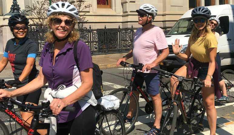 New York City Bike Tour, The Manhattan - 4 Hours