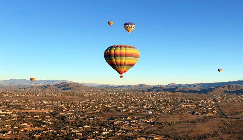 Private Hot Air Balloon Ride Phoenix