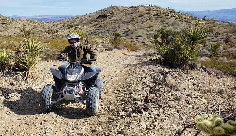 ATV Tour Las Vegas, Eldorado Canyon - Day Trip with Round Trip Transportation from Las Vegas