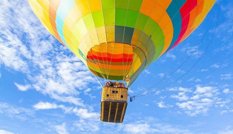 Hot Air Balloon Rides Temecula Up & Away
