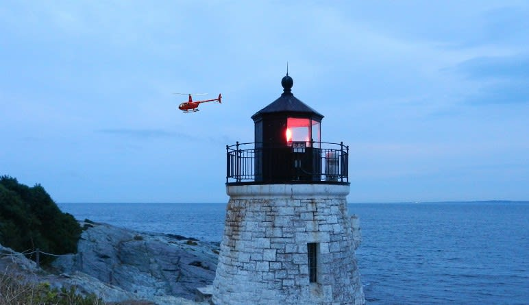 Helicopter Tour Rhode Island - 20 Minute Flight