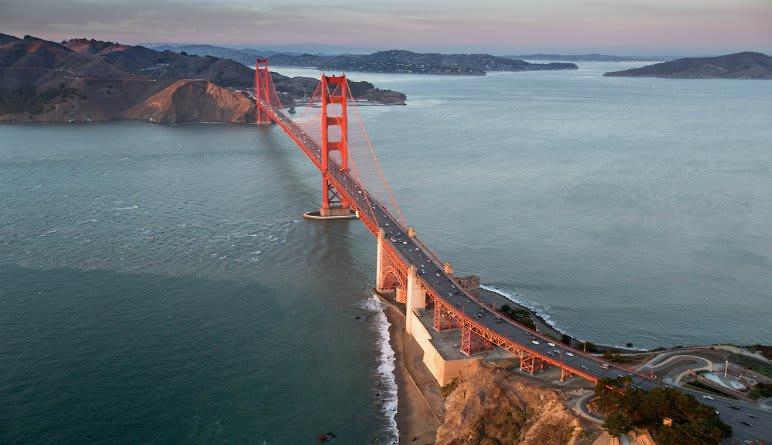 Golden Gate Scenic Plane Flight San Francisco