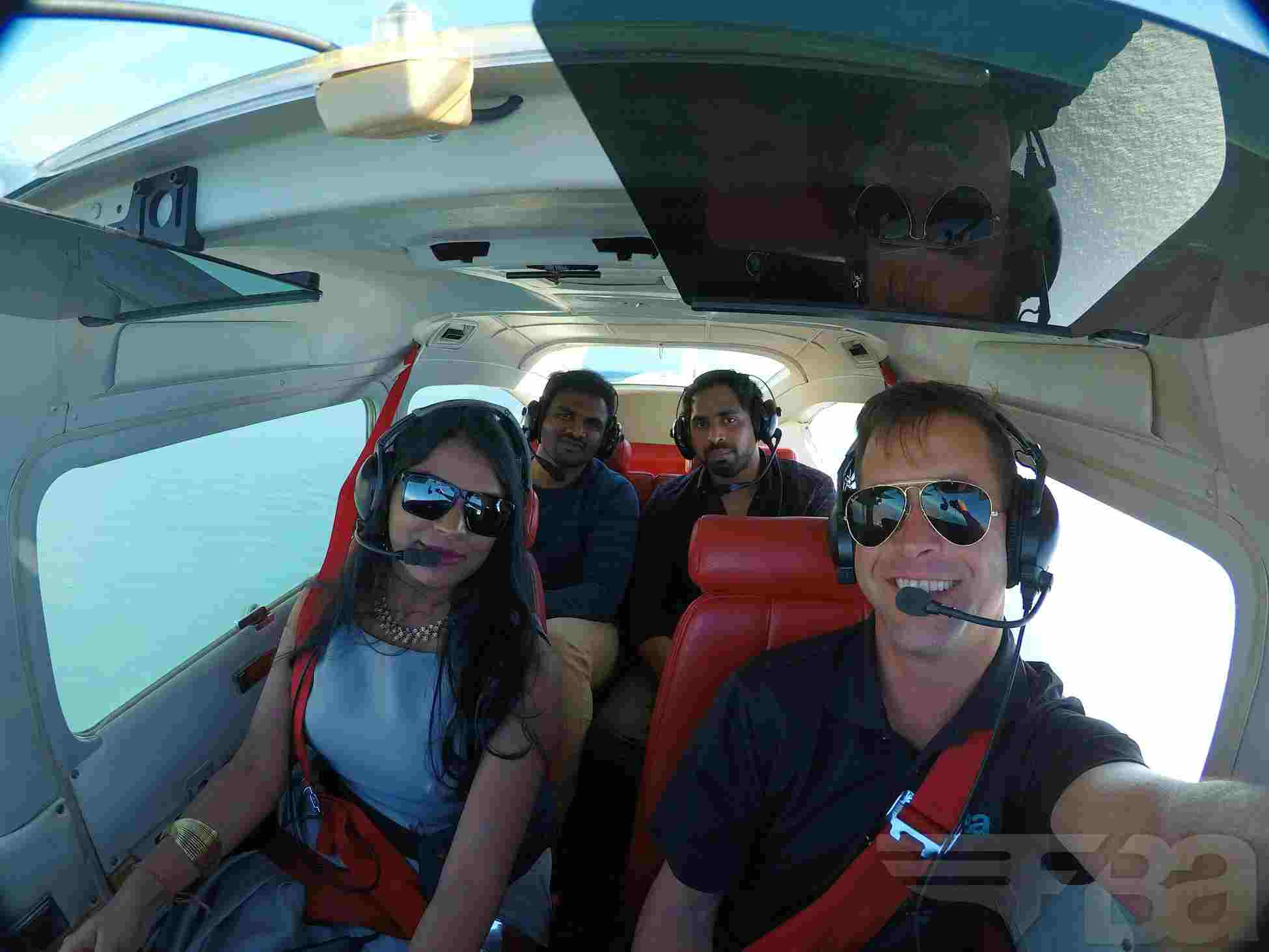 U-Fly with Friends Peninsula, Sky Plane Tour San Francisco Bay Area  - 20 Minutes
