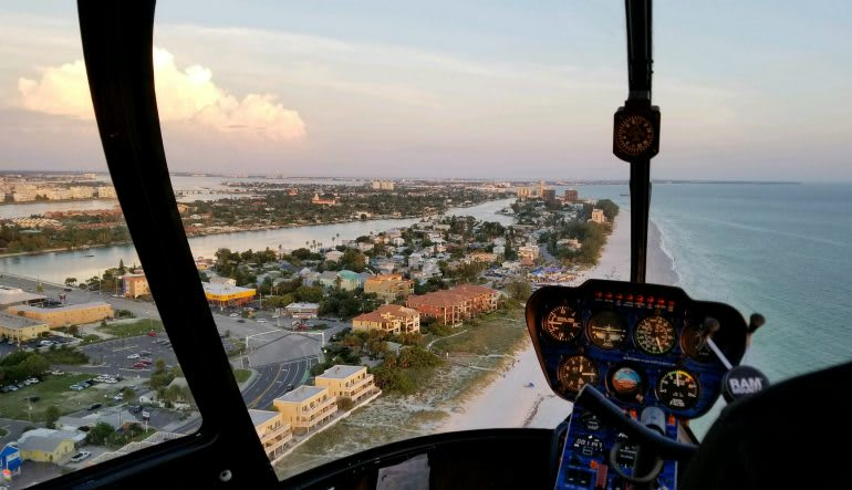 Private St. Petersburg Helicopter Tour, Downtown - 10 Minutes