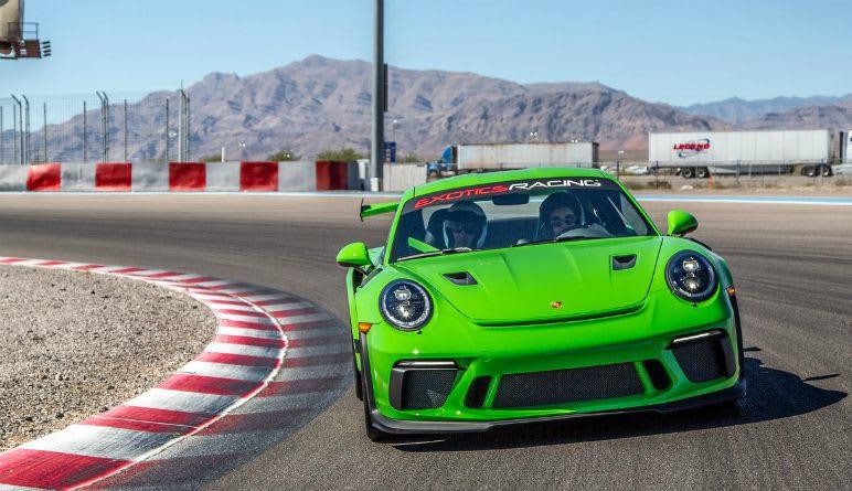 Porsche GT3 991.2 Drive, 5 Laps - Auto Club Speedway