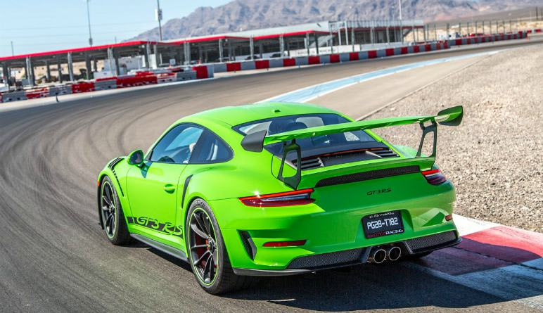 Porsche West Houston >> Porsche GT3 991.2 Drive, 5 Laps - Auto Club Speedway
