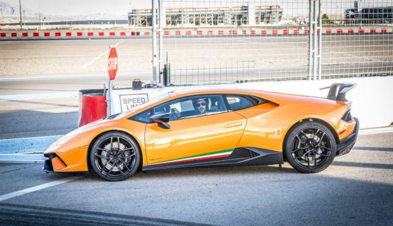Lamborghini Huracan LP610 Drive - Las Vegas Motor Speedway (Shuttle Included!)