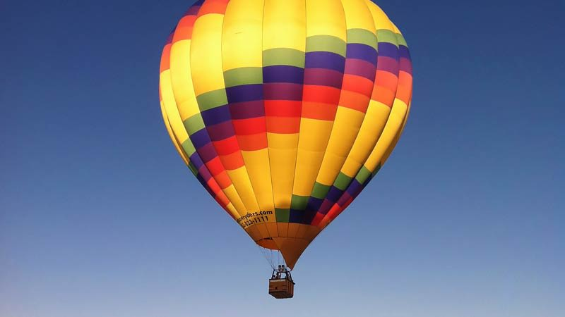 Albuquerque Hot Air Ballooning, Sunrise Rio Grande Flight, 1hr Flight