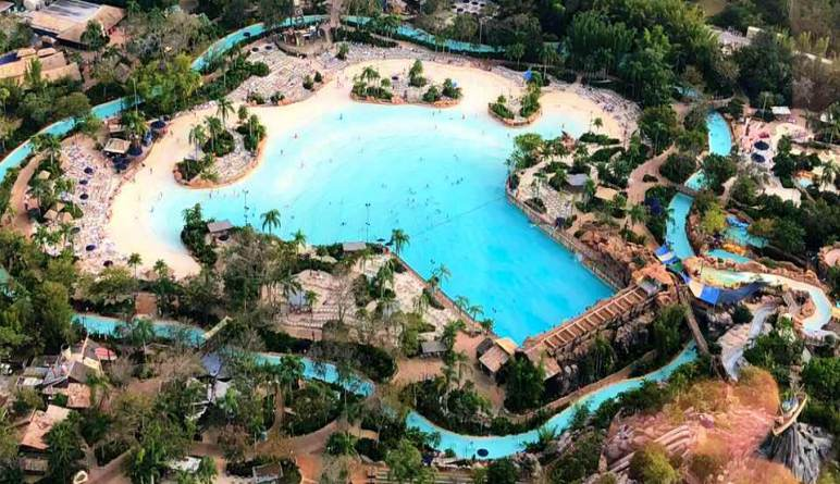 Helicopter Ride Orlando, Theme Parks - 20 Minutes