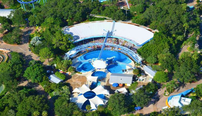 Helicopter Tour Orlando Sea World