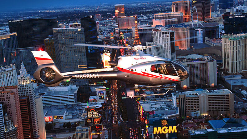 Helicopter Tours Las Vegas Fly By Night
