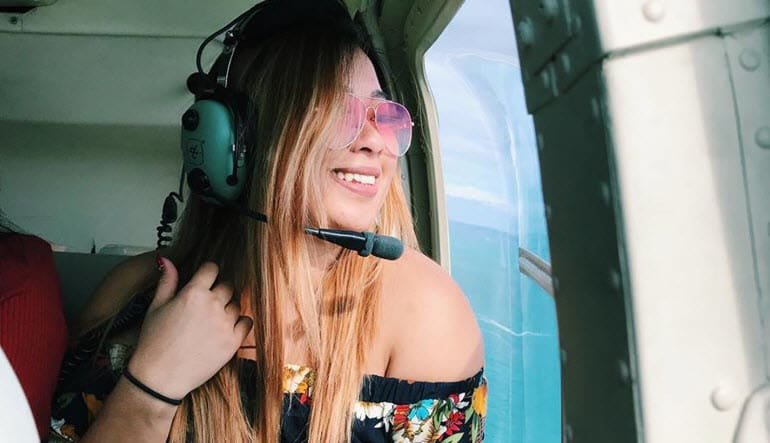 Helicopter Ride Miami, Golden Beaches - 20 Minutes