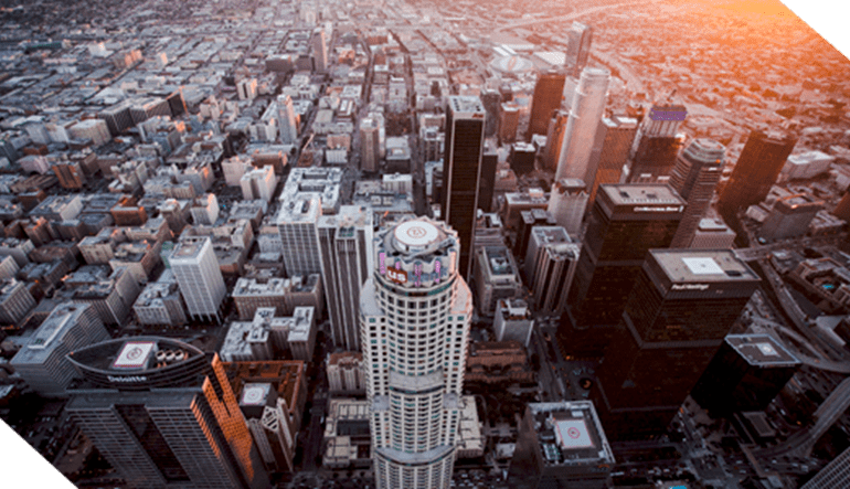 Private Helicopter Tour Los Angeles, Downtown LA - 30 Minutes (3 Passenger Special)