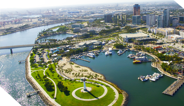 Private Helicopter Tour Los Angeles, Long Beach and Harbor - 15 Minutes