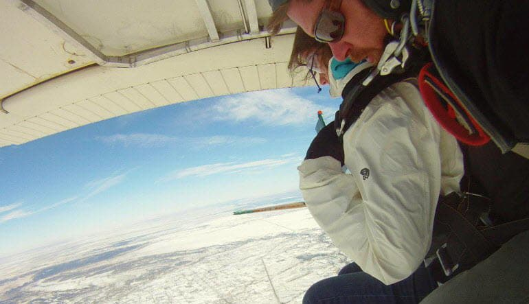 Royal Gorge Skydive in Colorado Springs - 14,000ft Jump