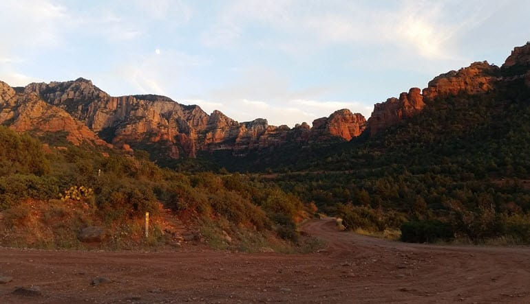 Jeep Tour Sedona, Mongollon Rim Run - 2 Hours
