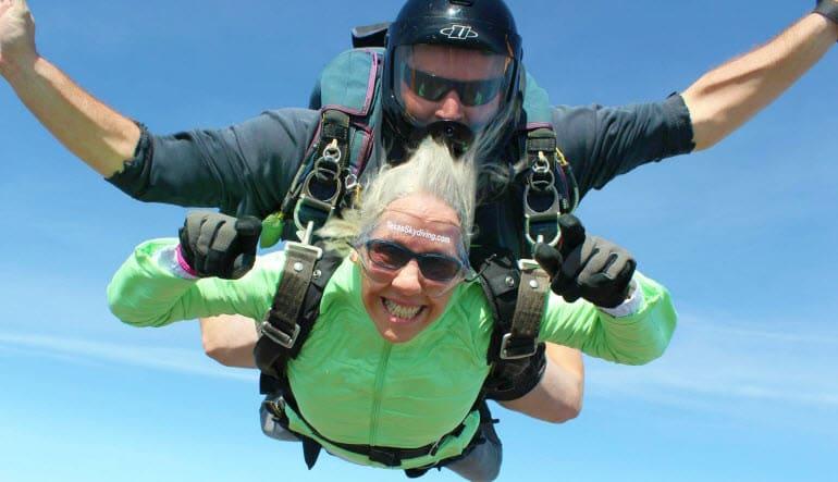 Skydiving Austin Texas, 10,000ft Jump